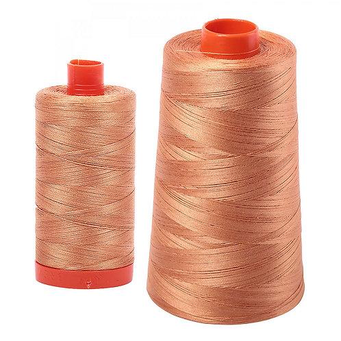 Aurifil Cotton Thread 50wt Caramel 2210