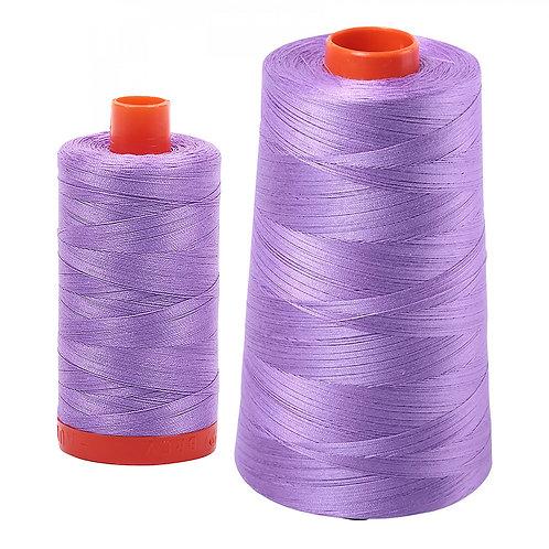 Aurifil Cotton Thread 50wt Violet 2520