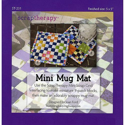 Mini Mug Mat by Hummingbird Highway