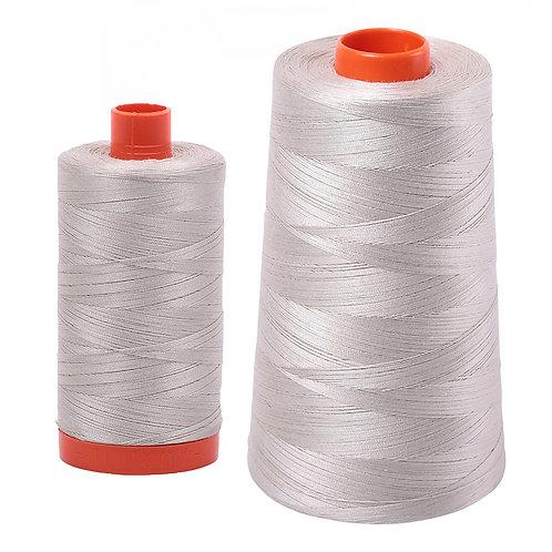 Aurifil Cotton Thread 50wt Moondust 6725