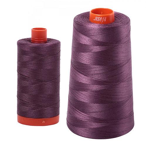 Aurifil Cotton Thread 50wt Mulberry 2568
