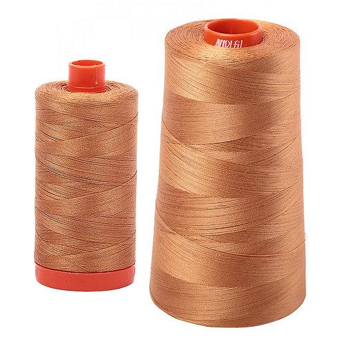Aurifil Cotton Thread 50wt Golden Toast 2930