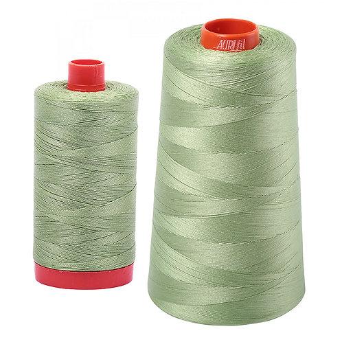 Aurifil Cotton Thread 50wt Light Fern 2882