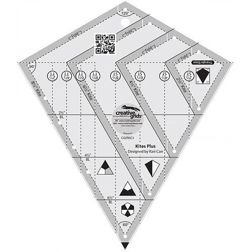 CGRKC1-Creative Grids Kites Plus Ruler