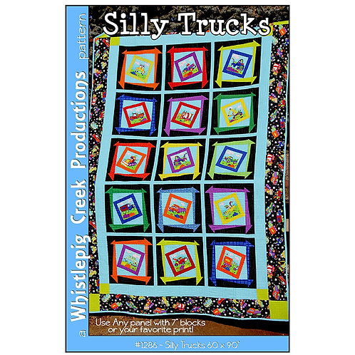 Silly Trucks by Whistlepig Creek Productions