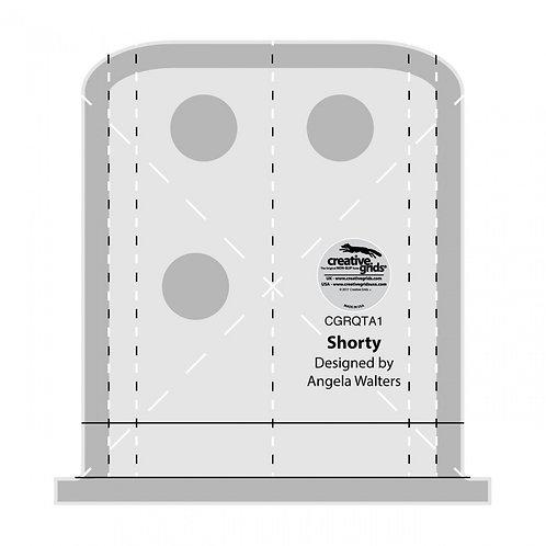 CGRQTA1-Creative Grids Shorty Machine Quilting Tool