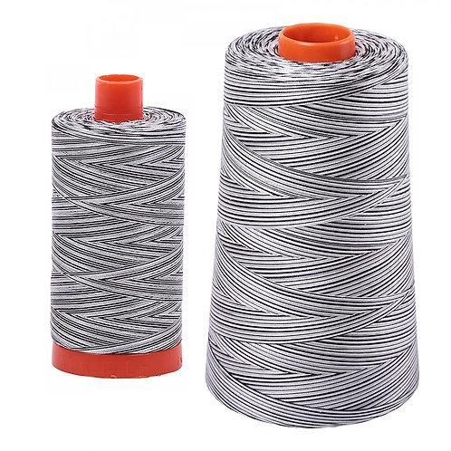 Aurifil Cotton Thread 50wt Variegated Licorice Twist 4652