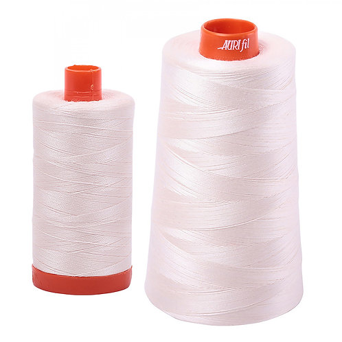 Aurifil Cotton Thread 50wt Oyster 2405
