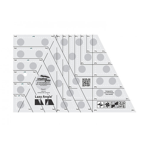 CGR3754-Creative Grids Lazy Angle Ruler