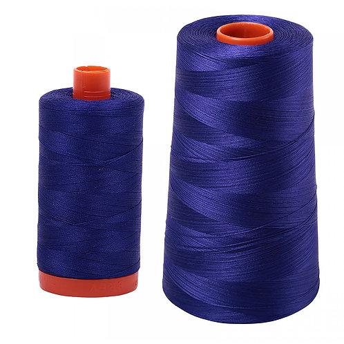 Aurifil Cotton Thread 50wt Blue Violet 1200
