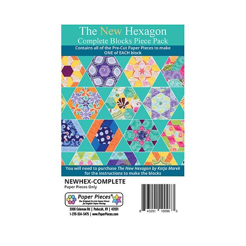 The New Hexagon EPP Sets by Katja Marek