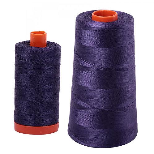 Aurifil Cotton Thread 50wt Dark Dusty Grape 2581