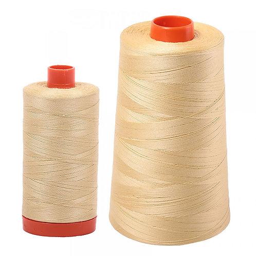 Aurifil Cotton Thread 50wt Wheat 2125