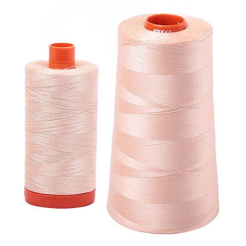 Aurifil Cotton Thread 50wt Flesh 2205