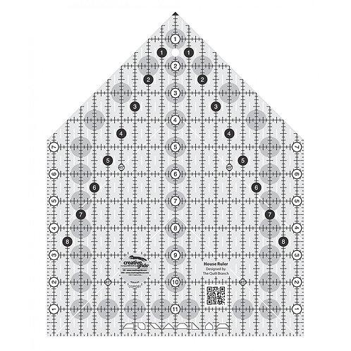 CGRQB1-Creative Grids House Ruler
