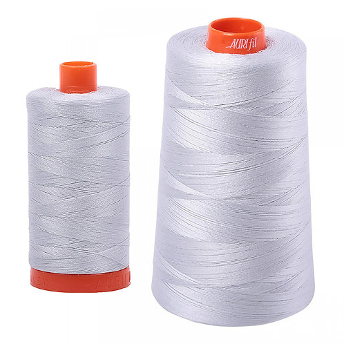 Aurifil Cotton Thread 50wt Dove 2600