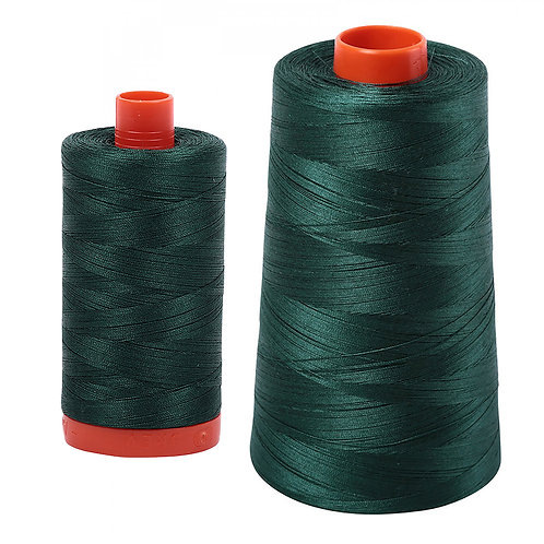 Aurifil Cotton Thread 50wt Medium Spruce 2885