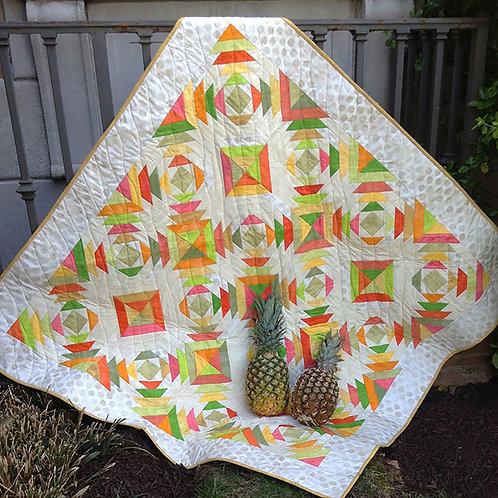 Pineapple Rings by Jean Ann Wright