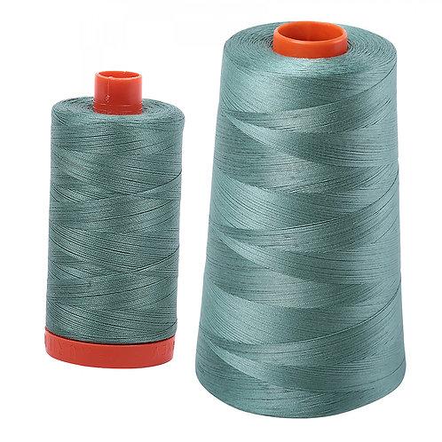 Aurifil Cotton Thread 50wt Medium Juniper 2850