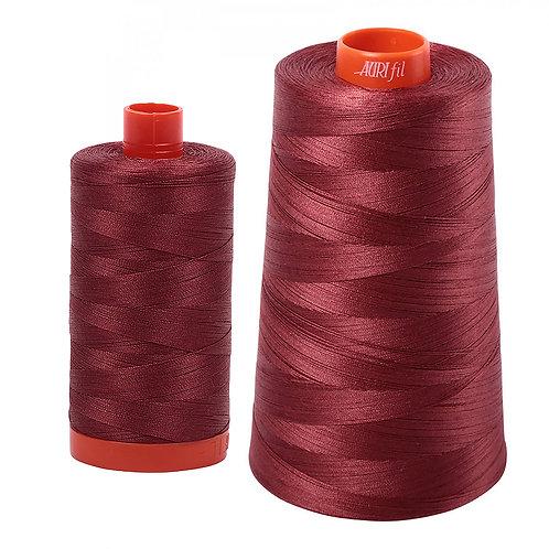 Aurifil Cotton Thread 50wt Raisin 2345