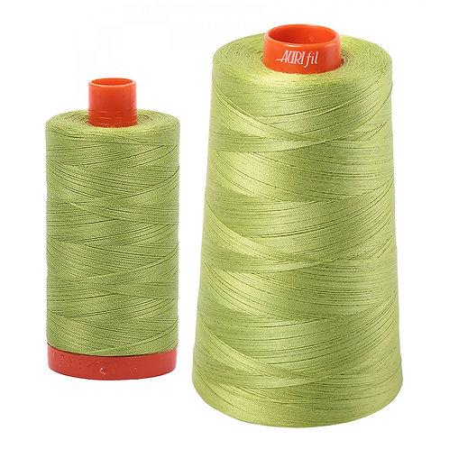 Aurifil Cotton Thread 50wt Spring Green 1231