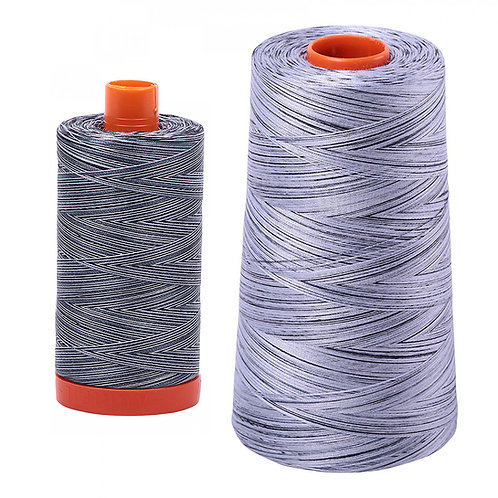 Aurifil Cotton Thread 50wt Variegated Stonefields 4664
