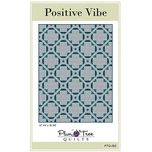 Positive Vibes by Plum Tree Quilts