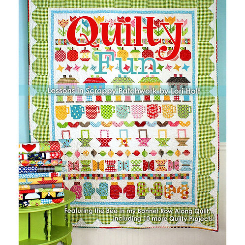 Quilty Fun Softcover - It's Sew Emma & Lori Holt