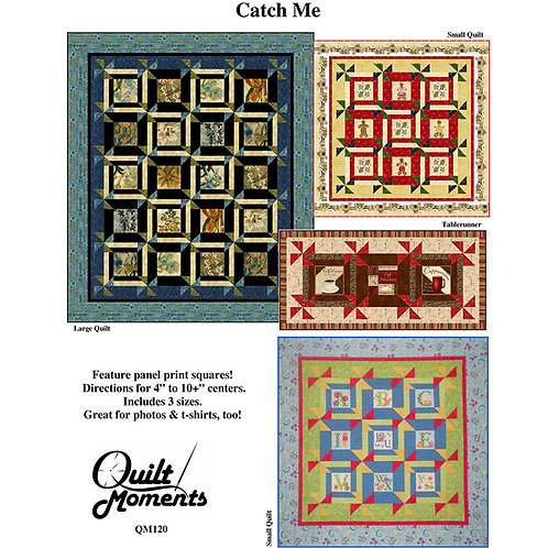Catch Me by Quilt Moments