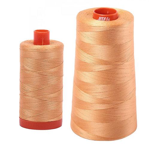Aurifil Cotton Thread 50wt Golden Honey 2214