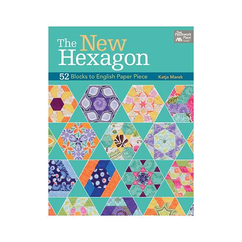 The New Hexagon Book by Katja Marek