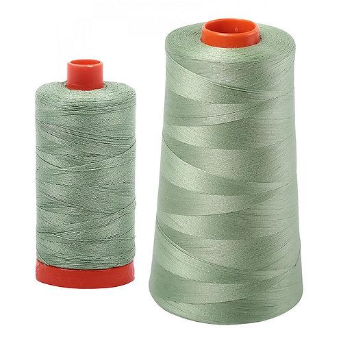 Aurifil Cotton Thread 50wt Loden Green 2840