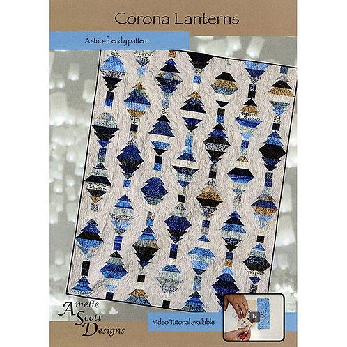 Corona Lanterns by Amelia Scott Designs