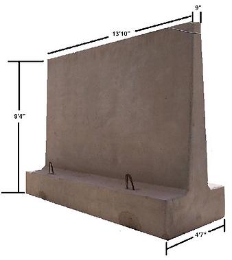 Dynablok Barrier