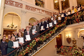 Armed Forces Covenant Silver Award winne