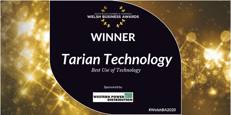 Best Use of Technology - Tarian Technolo