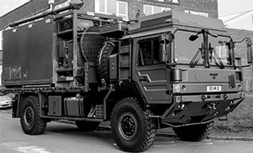 MAN H60 vehicle
