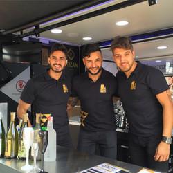 Barman em Festa Corporativa