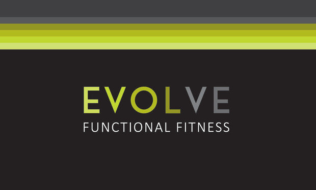 Brand Evolution - EVOLVE Functional Fitness