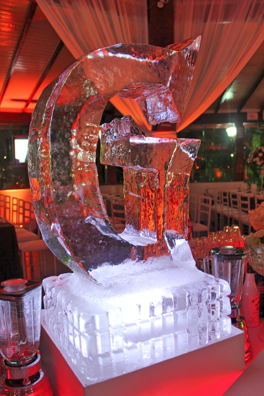 Escultura em Gelo