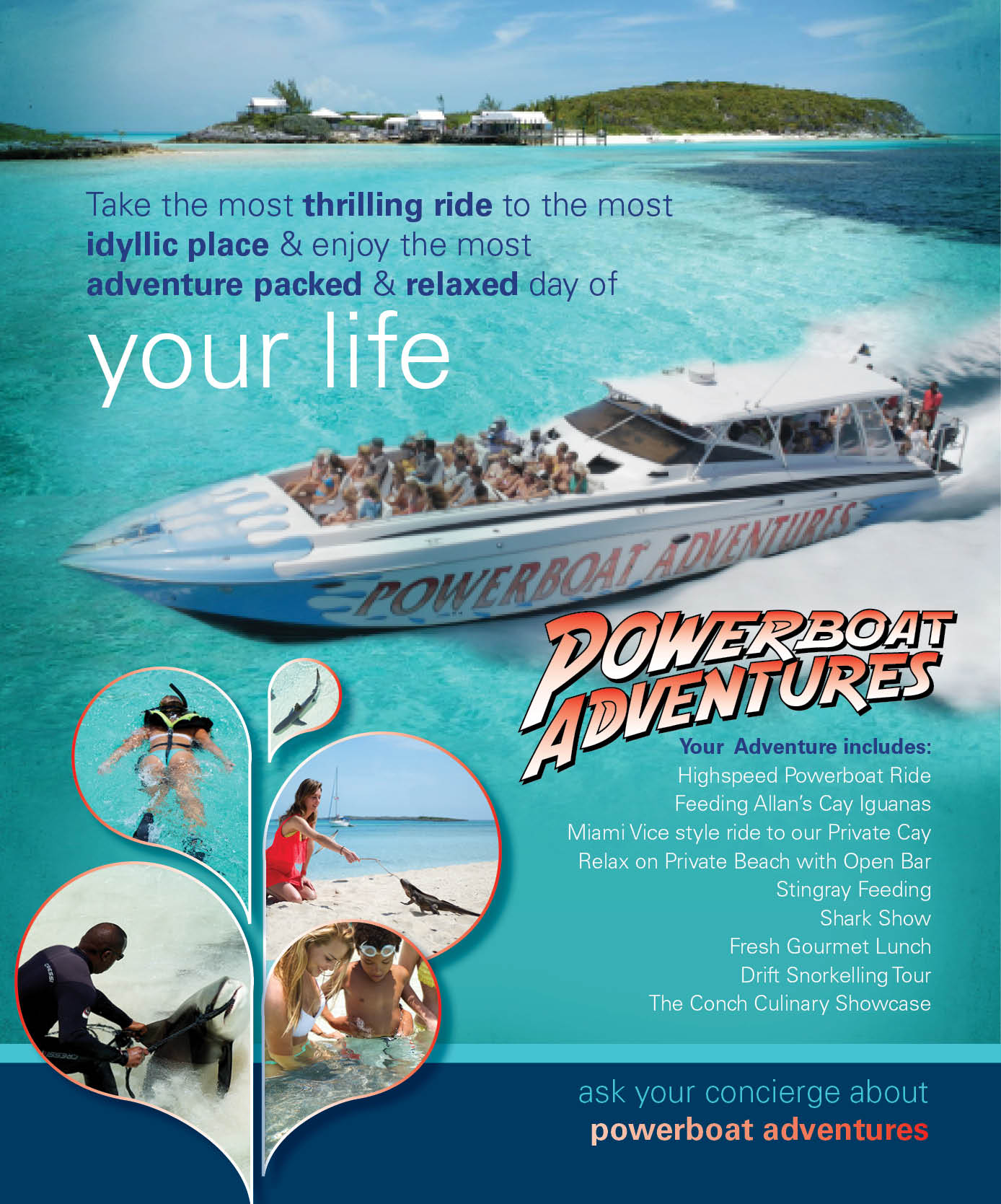 Powerboat - Hilton moments ad (rev 1)