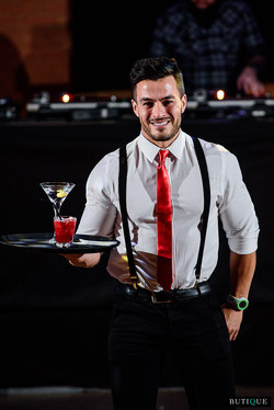 Barman Patinador