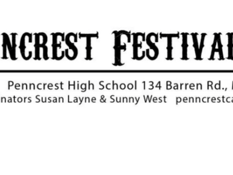 Band details for Penncrest Festival - 9/22/2018