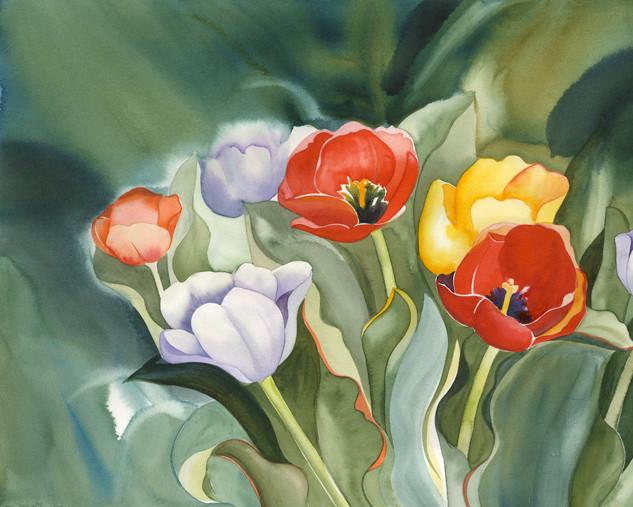6147 Singing Tulips