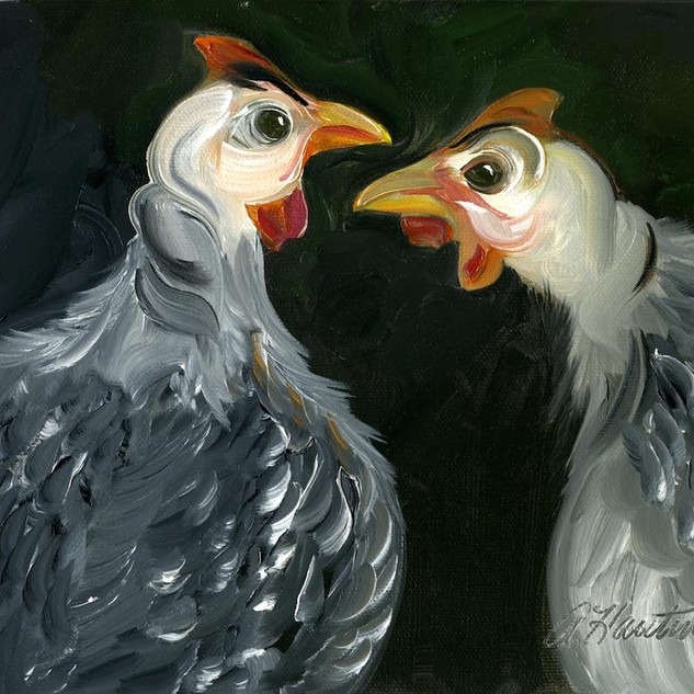 Guinea Hens   SOLD