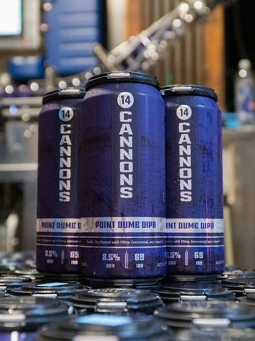 Point Dume - Double IPA - 4 Pack - 16oz. Cans