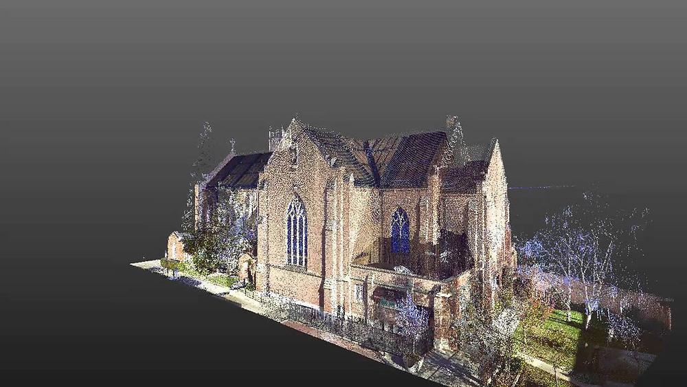 Northern Colorado laser scanning, LIDAR, 3D Mapping