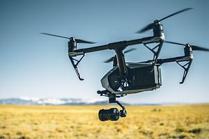 DJI Inpsire 2 Enterprise Drone Mapping S