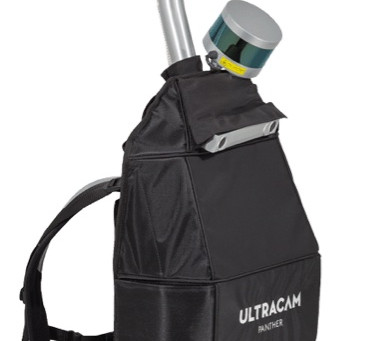 New UltraCam Panther : Redefining 3D Reality Capture