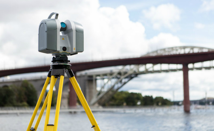 Northern Colorado 3D Laser Scanning Service. 3D Mapping & Surveying.
